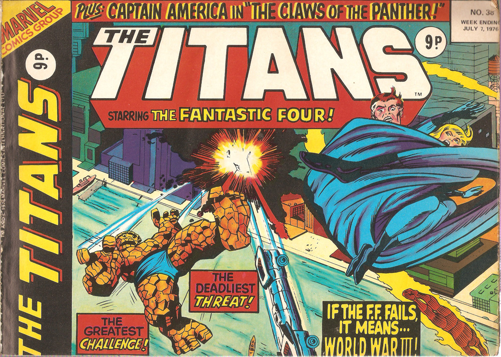 The Titans #38