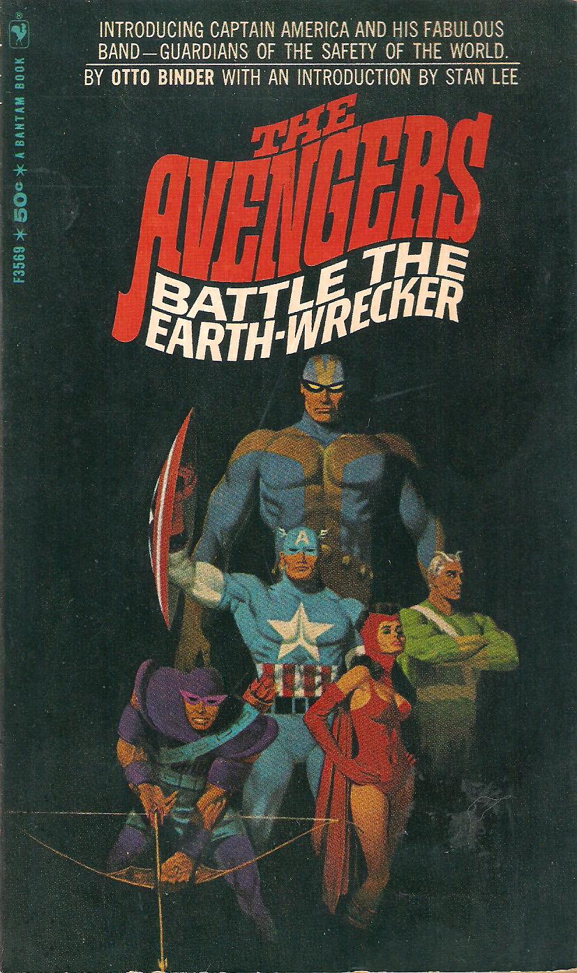 Avengers - Earth-Wrecker - L