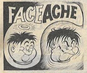 jet - faceache