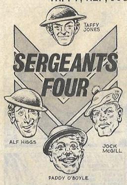 jet - sergeants