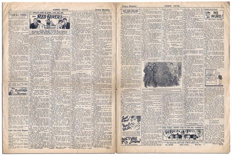 ComicCuts 19191129 p6&7s