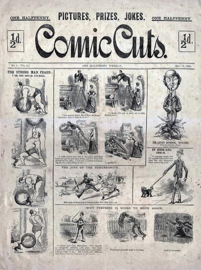 comiccuts#1