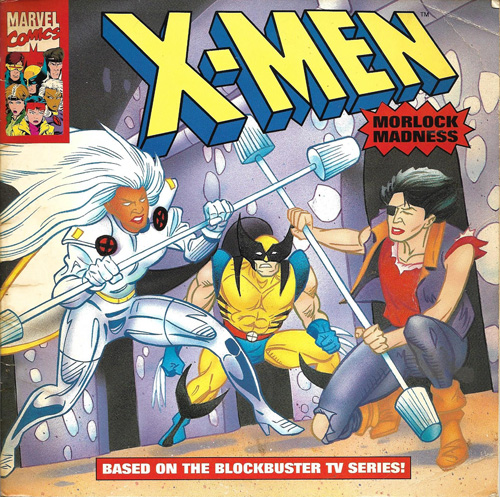 xmen morelock madness cover
