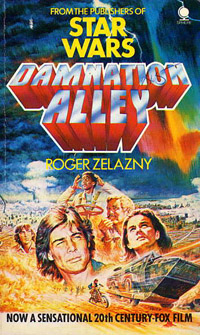 damnation alley book cover