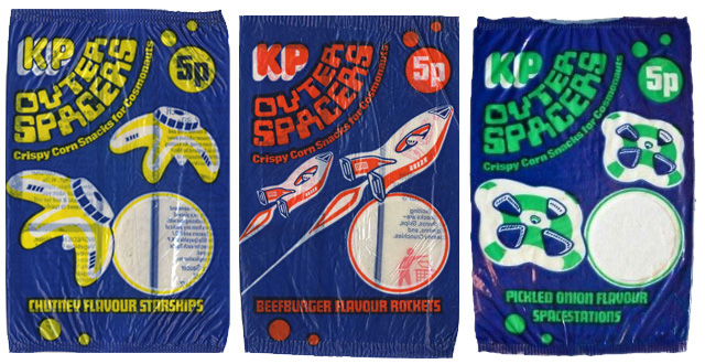 kp outer spacers bags