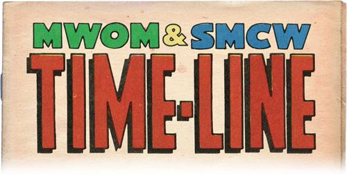 mwom timeline logo