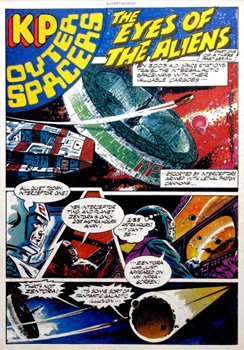 outerspacers ron smith ad