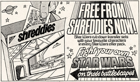 shreddies ad