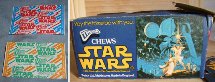 star wars chews