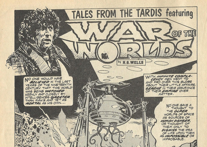 tales from the tardis 1