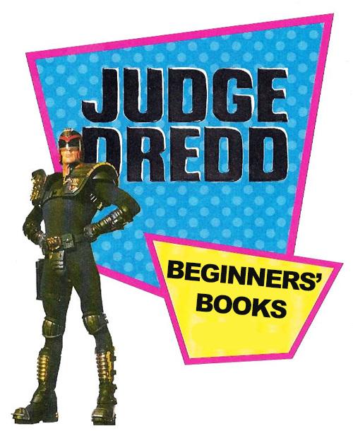 dredd beginners' books