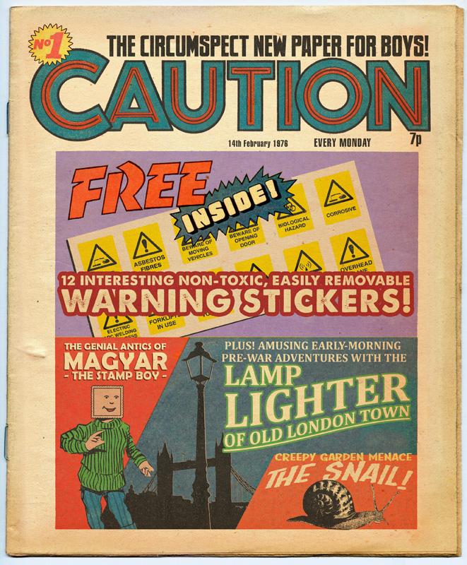 Caution #1b