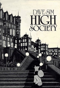 cerebus high society