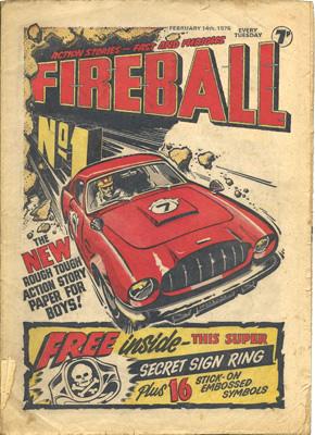 Fireball #1