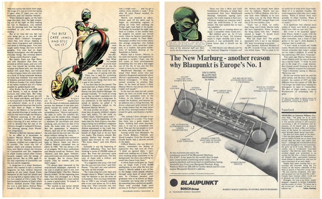 Telegraph Sunday 19770821 21s