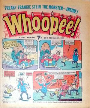 whoopee #156