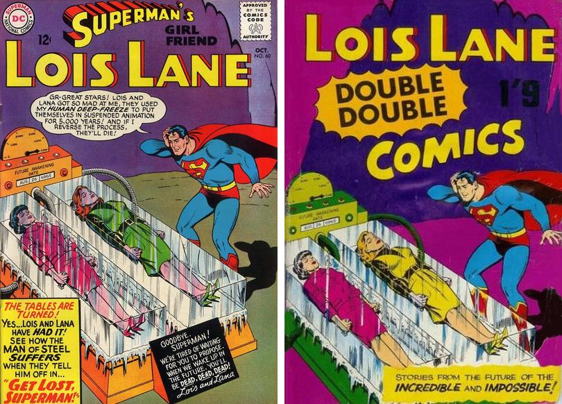 lois lane double double #1