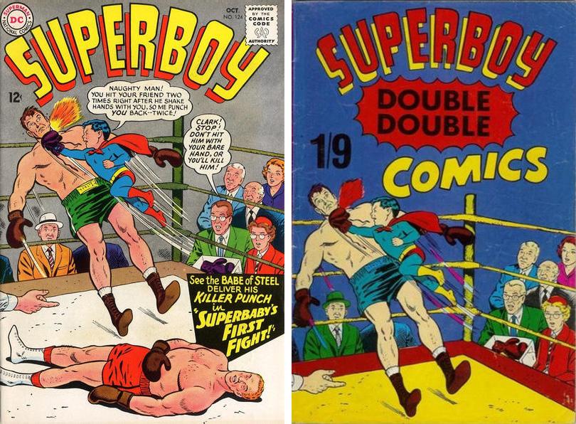 superboy double double #1