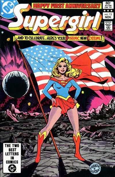 supergirl #13 1983