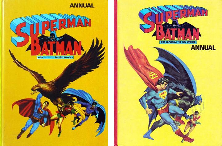 superman batman annual 1973-75