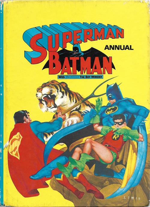 Superman Batman annual s