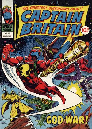 Cap Britain #36