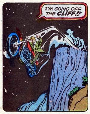captain britain cliff