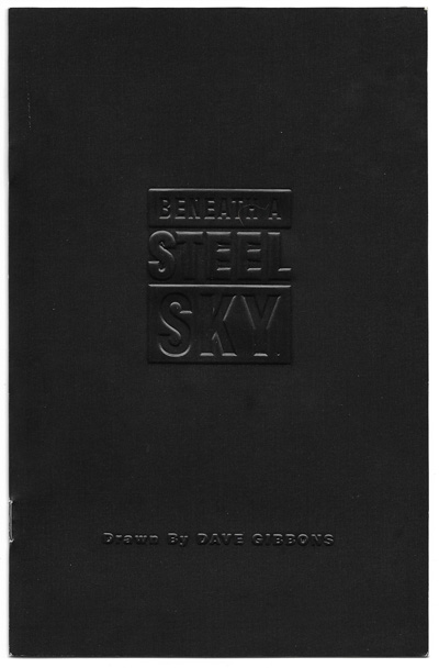 steel sky comic cov